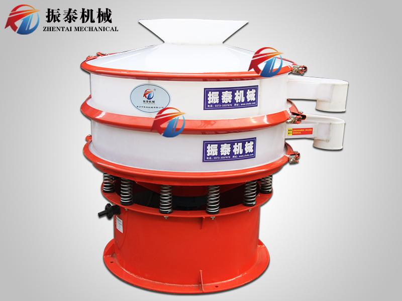 φ800型防腐shi振动筛