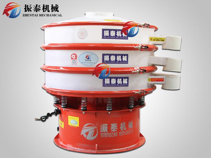 φ1000型塑liao振动筛
