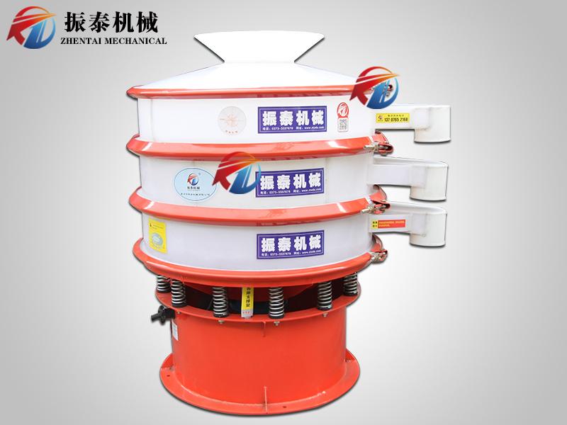硅粉塑料fangfu蚀振动筛
