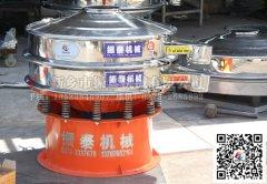 广dong佛山滑石粉振动筛已发货,请徐xiansheng注意cha收!