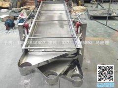 振动筛选机在圆柱状和圆形wuliao分选zhongdeying用