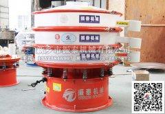 塑料振动筛在电chizheng负极材料xingye的应用
